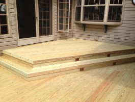 pressure treated newtown