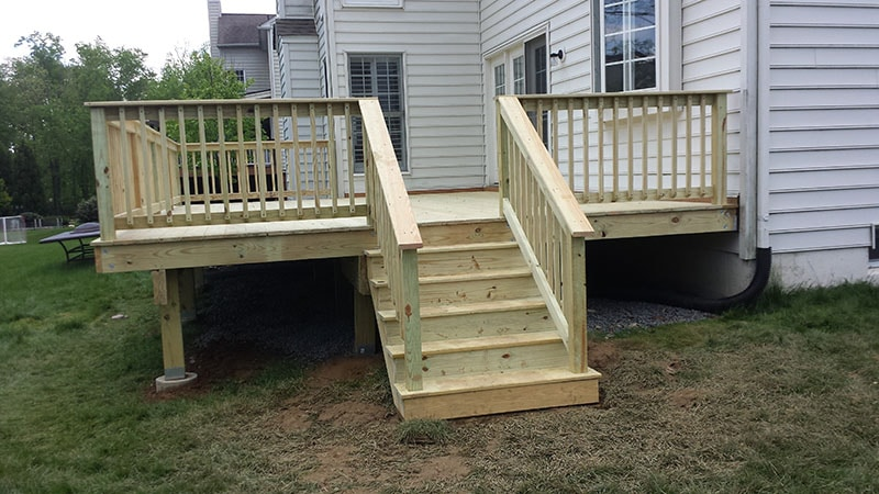 Harmony decking author at harmony decking building for Brown treated deck boards