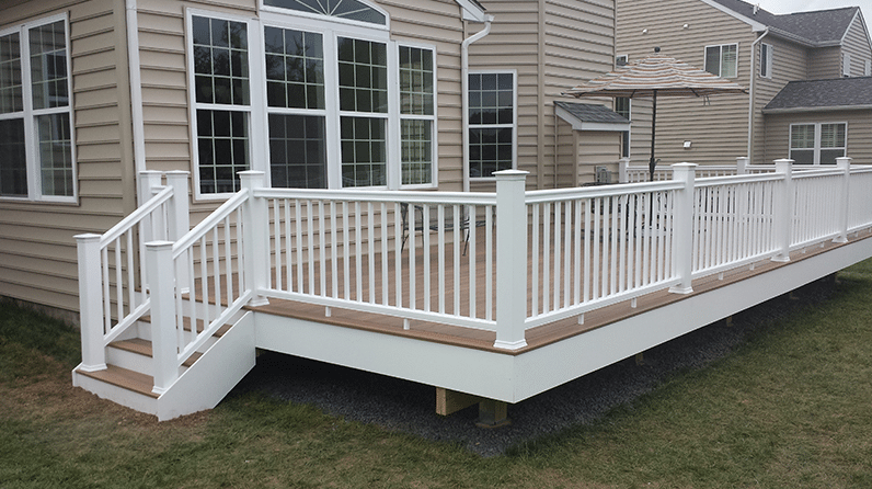 TimberTech Composite Decking: An Overview - Harmony Decking