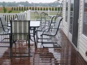 What To Do With Patio Furniture In The Winter