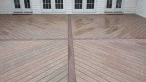 winter deck prep