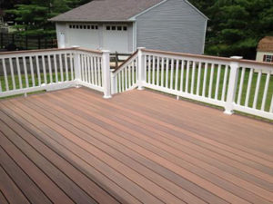 basic deck maintenance