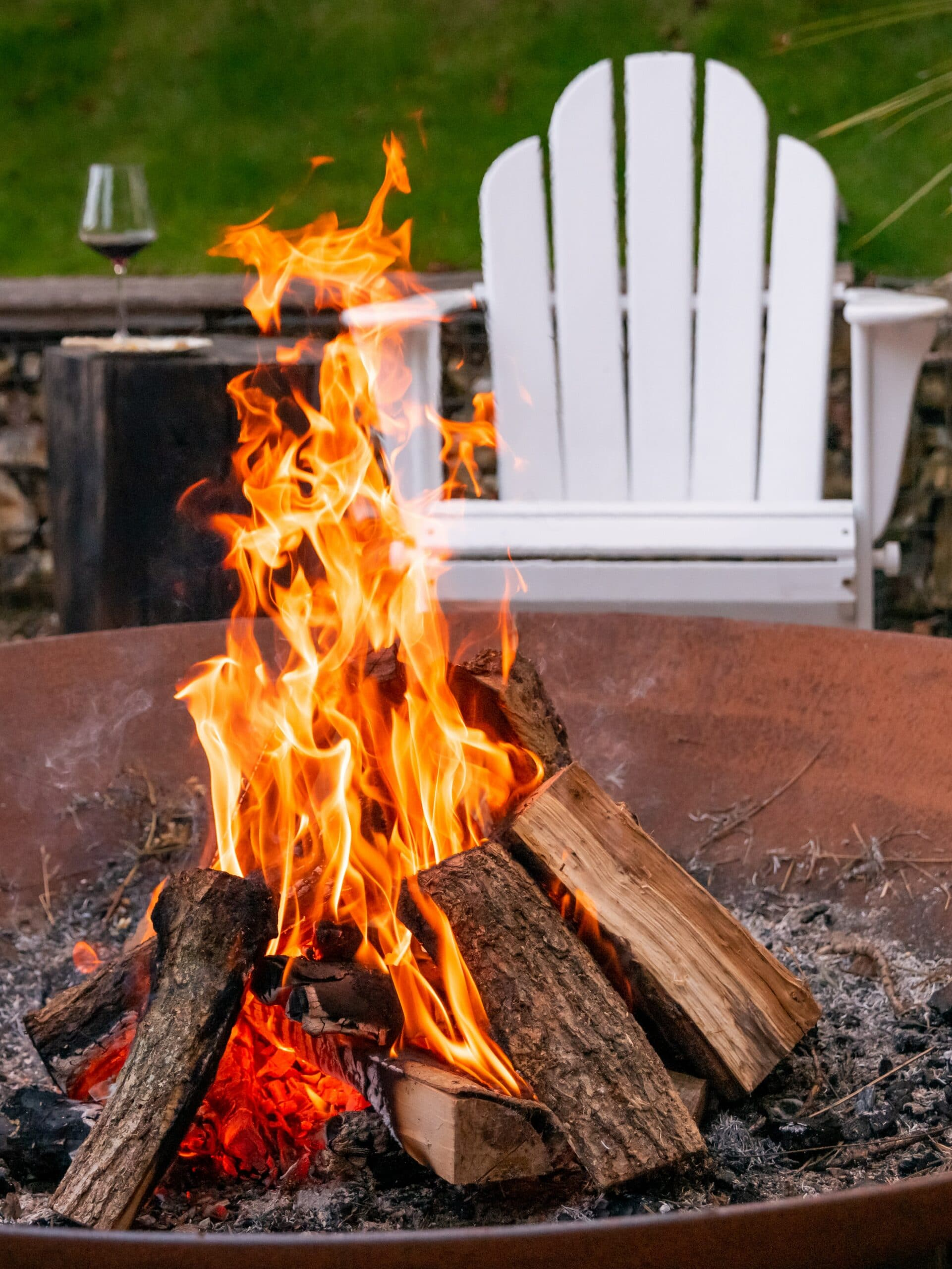 use your deck during fall and winter