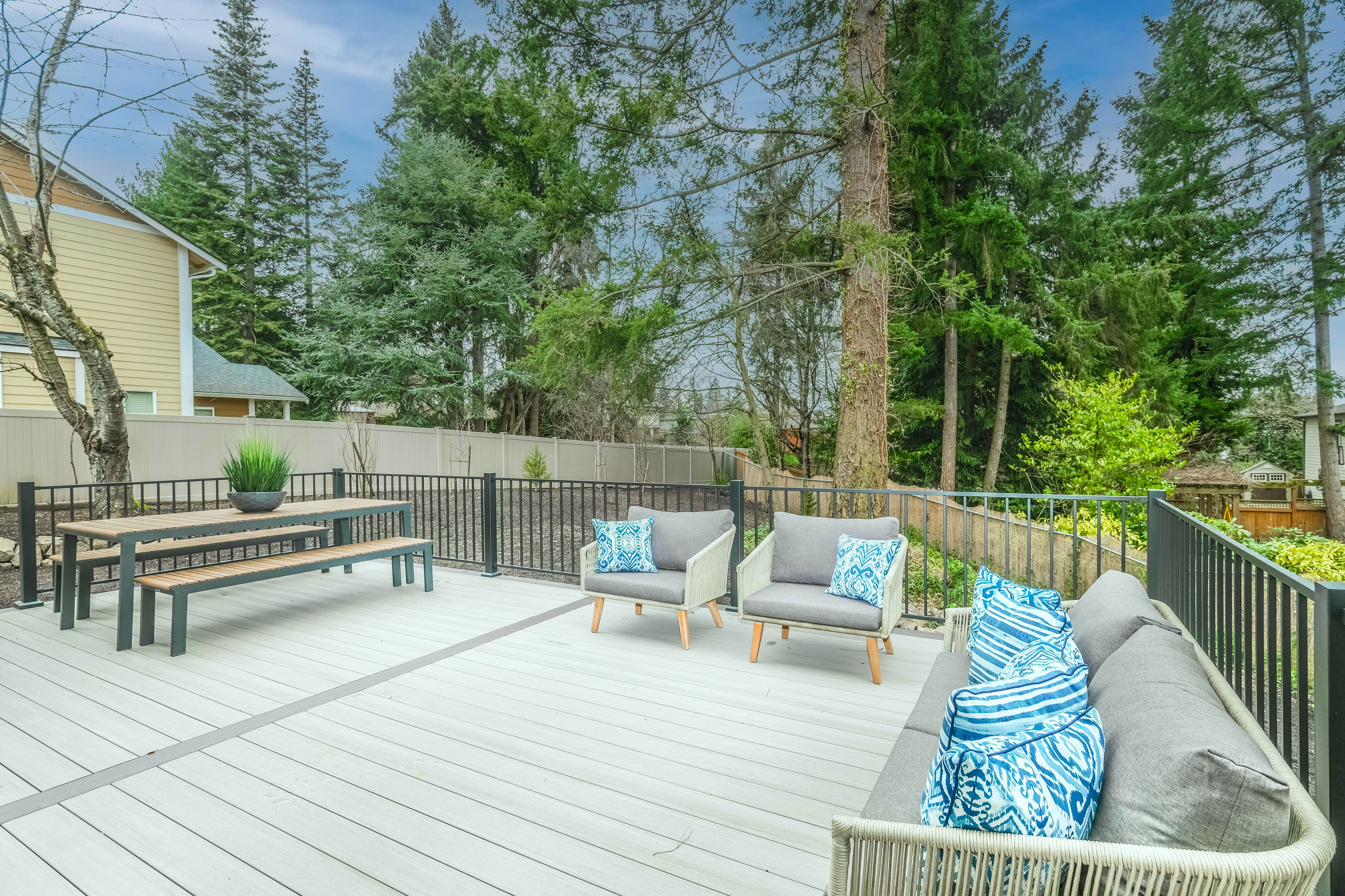 prepare your deck for spring