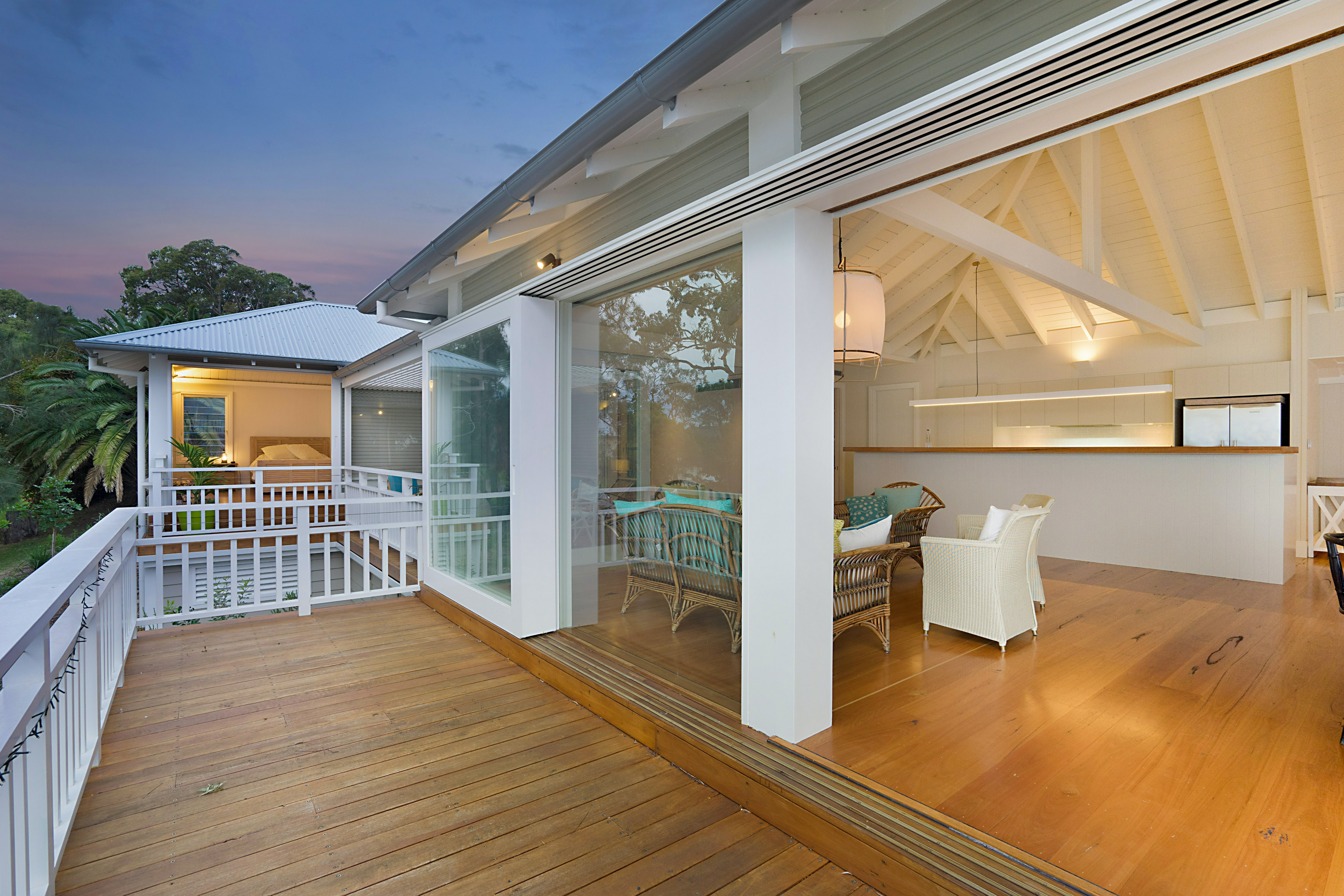 use your deck to increase your home's value